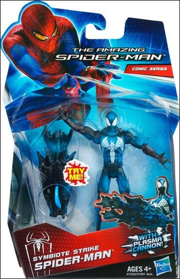 Amazing Spider-Man (2012) Symbiote Strike Spider-Man (Comic Series) by Hasbro