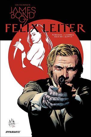 James Bond: Felix Leiter 1-A