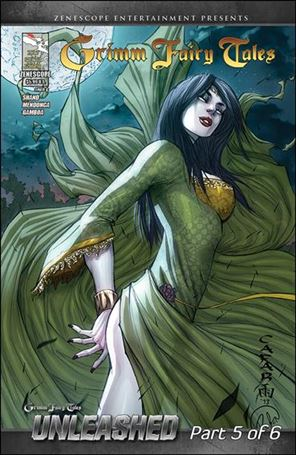 Grimm Fairy Tales Special Edition 2013-C