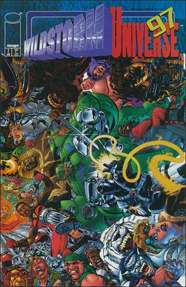 WildStorm Universe 97 2-A by Image