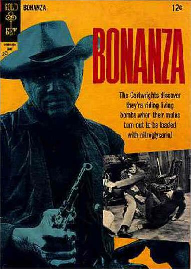 Bonanza 20-A by Gold Key