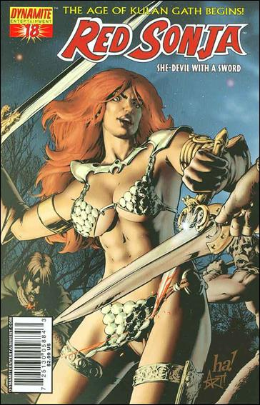 Red Sonja (2005) 18-A by Dynamite Entertainment