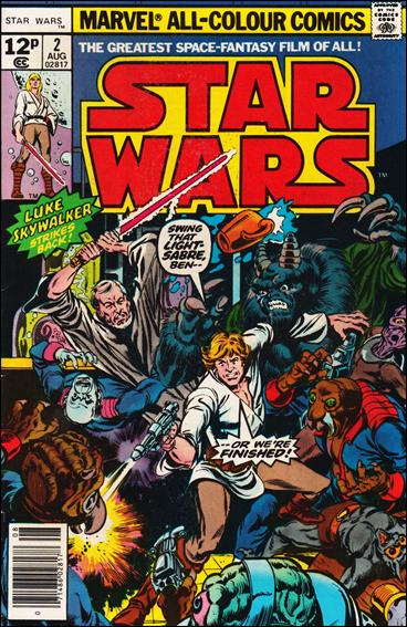 Star Wars (1977) 2-C by Marvel