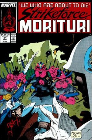Strikeforce: Morituri 21-A