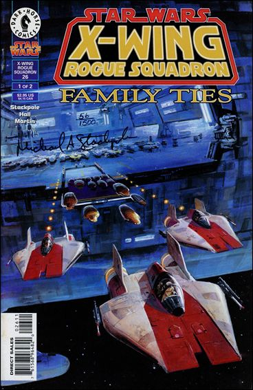 Star Wars: X-Wing Rogue Squadron 26-B by Dark Horse
