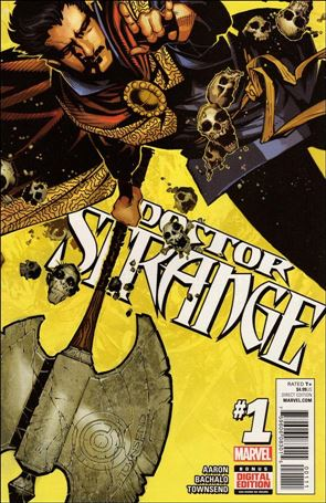 Doctor Strange (2015) 1-A