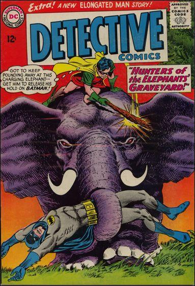 Detective Comics (1937) 333-A by DC
