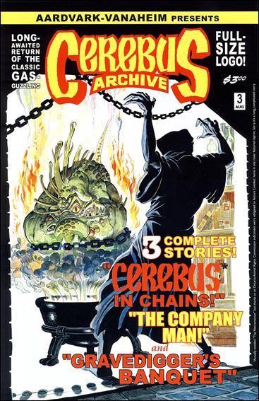 Cerebus Archives 3-A by Aardvark-Vanaheim