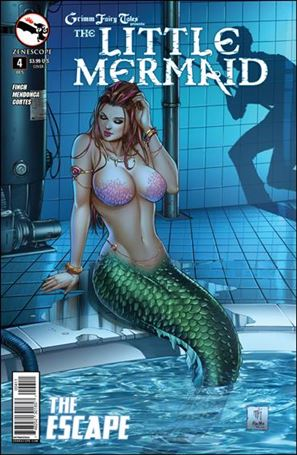 Grimm Fairy Tales Presents The Little Mermaid 4-A