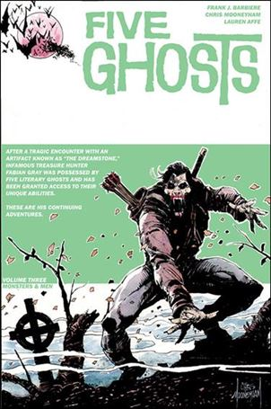 Five Ghosts 3-A