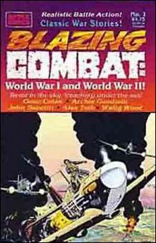 Blazing Combat: World War I and World War II 1-A by Apple