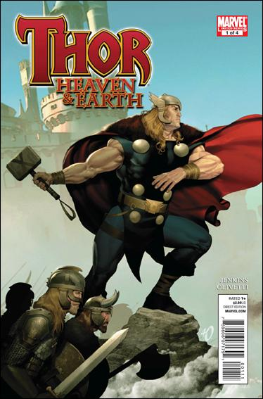Thor: Heaven & Earth 1-A by Marvel