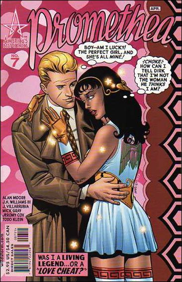 Promethea 7-A by America's Best Comics