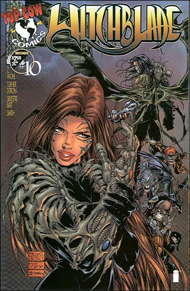 Witchblade 10-A by Top Cow