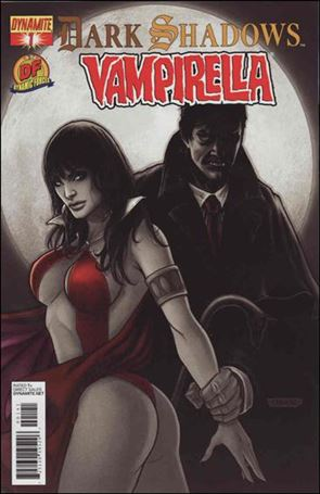 Dark Shadows / Vampirella 1-D