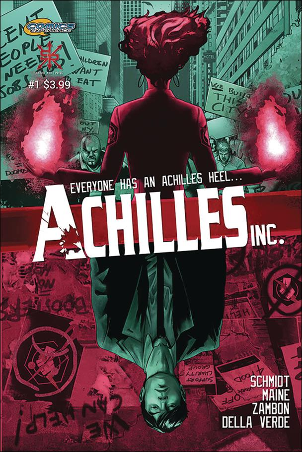 Achilles Inc. 1-A by Source Point Press
