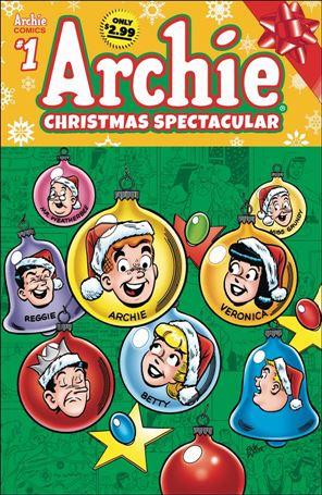 Archie Christmas Spectacular 1-A