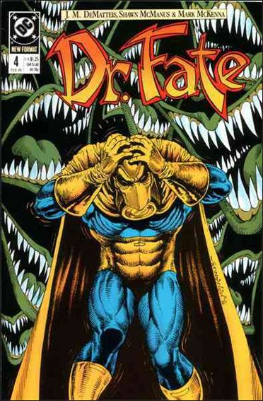 Doctor Fate (1988) 4-A by DC
