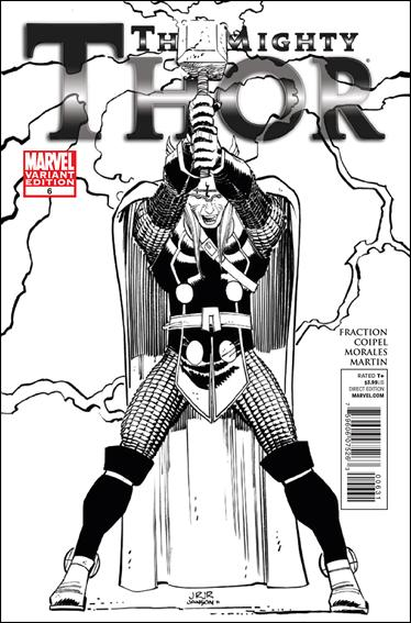 Mighty Thor (2011) 6-C by Marvel