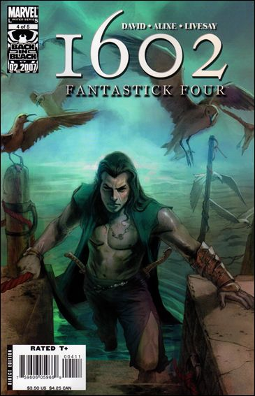 Marvel 1602: Fantastick Four 4-A by Marvel