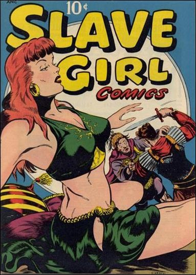 Slave Girl Comics 1-A by Avon