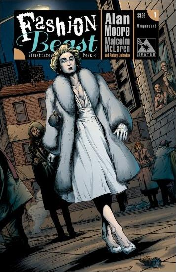 Fashion Beast 1-B by Avatar Press