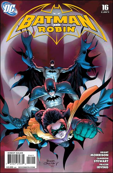 Batman and Robin (2009) 16-A by DC