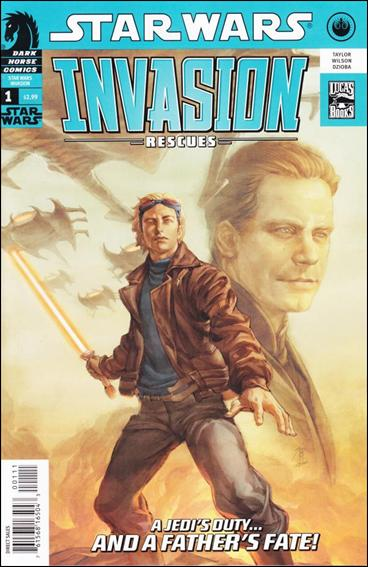 Star Wars: Invasion - Rescues 1-A by Dark Horse