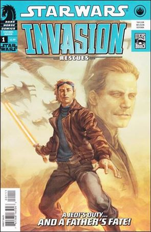 Star Wars: Invasion - Rescues 1-A