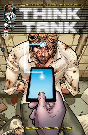 Think Tank 3-A by Top Cow