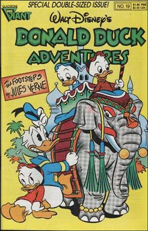 Walt Disney's Donald Duck Adventures (1987) 19-A