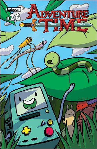 Adventure Time 26-B by Kaboom!