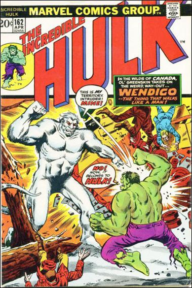 Incredible Hulk (1968) 162-A by Marvel