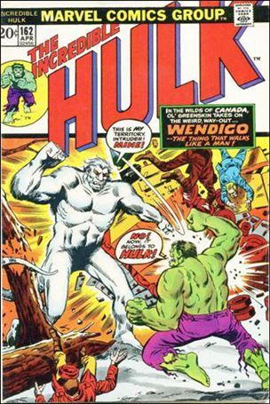 Incredible Hulk (1968) 162-A