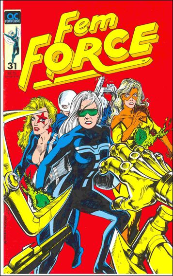 Femforce 31-A by AC