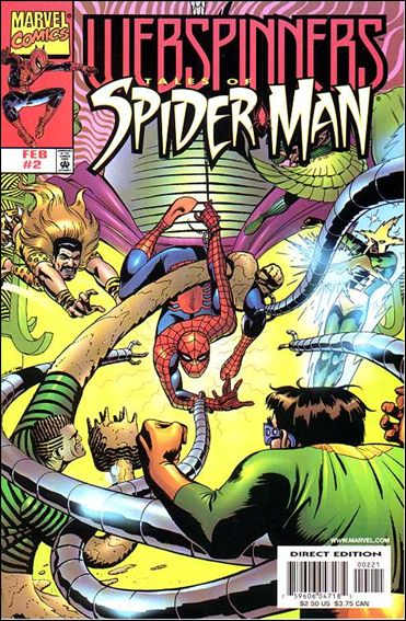 Webspinners: Tales of Spider-Man 2-B by Marvel