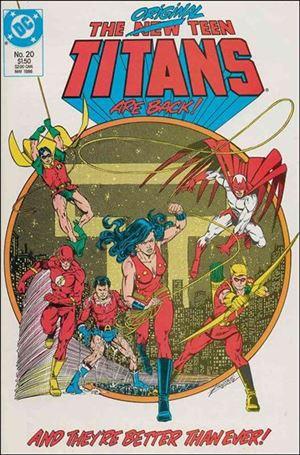 New Teen Titans (1984) 20-A
