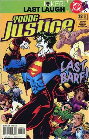 Young Justice (1998) 38-A