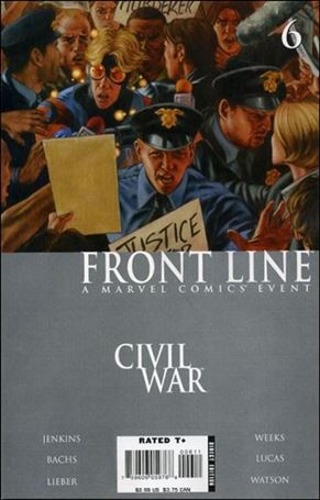 Civil War: Front Line 6-A