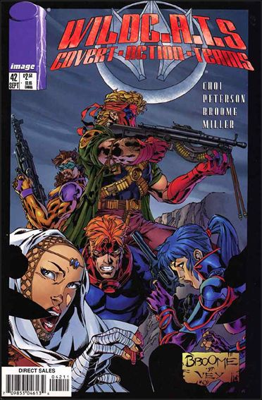WildC.A.T.s: Covert Action Teams 42-A by Image