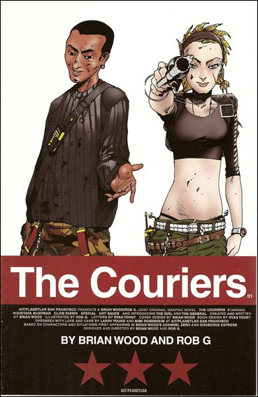 Couriers 1-A by AiT/PlanetLar