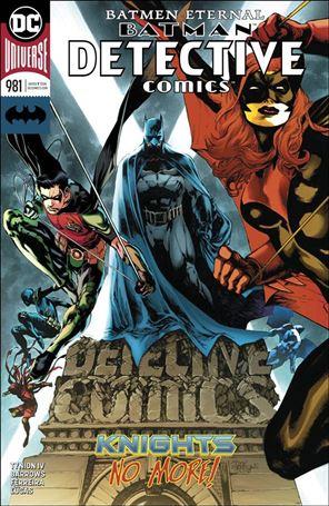 Detective Comics (1937) 981-A
