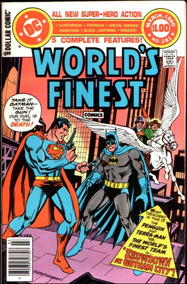 World's Finest Comics 261-A by DC