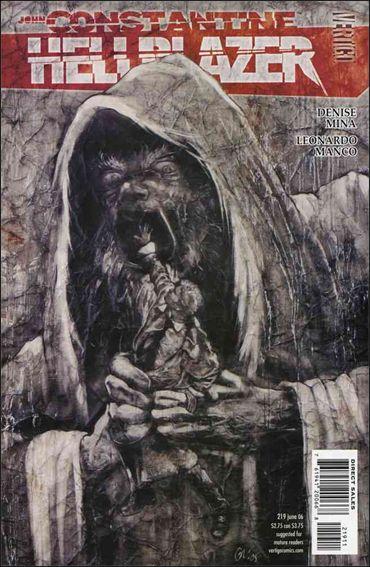 Hellblazer (1988) 219-A by Vertigo