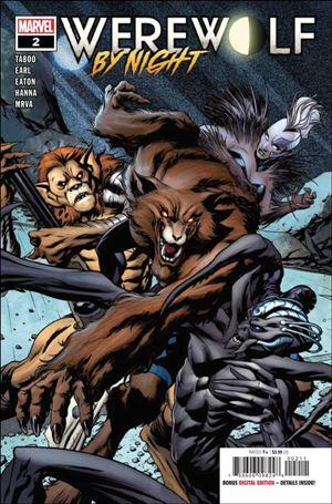 Werewolf by Night (2020) 2-A