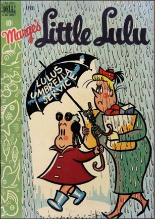 Marge's Little Lulu 10-A