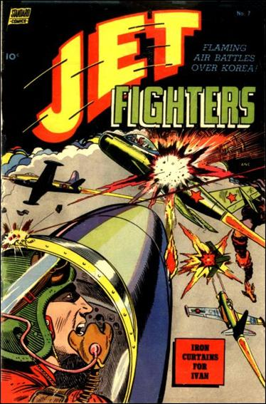 Jet Fighters 7-A by Standard