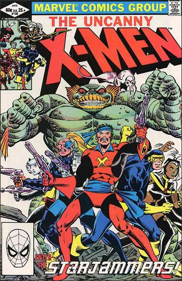 Uncanny X-Men (1981) 156-A by Marvel