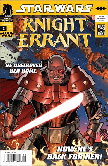 Star Wars: Knight Errant 2-A by Dark Horse