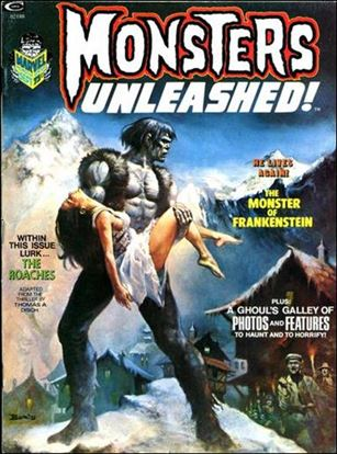 Monsters Unleashed 2-A